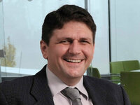 Peter Hutter is head of logistics, warehouse and facility management