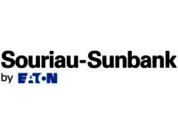 The SOURIAU-EATON company logo.