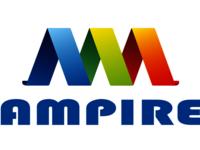 The AMPIRE company logo.