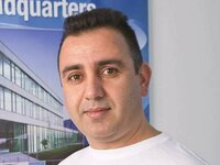 Basem Alali is warehouseman