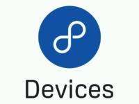 The 8DEVICES company logo.
