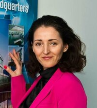 Viorica Zangger is your contact person in the inside sales department