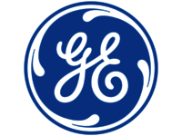 The AMPHENOL-GE company logo.