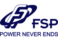 The FSP company sign.