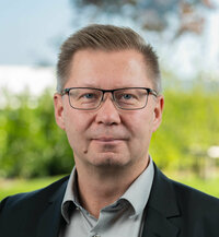 Peter Björkstrand is regional sales manager for nordics & baltics.