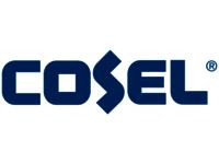 The COSEL company logo.