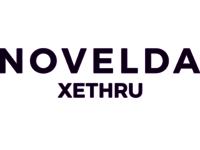 The NOVELDA company logo.