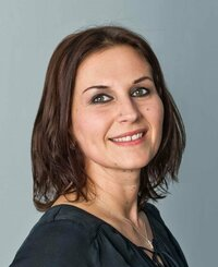 Doris Grundtner is head of disposition in the order administration