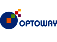The OPTOWAY company logo.