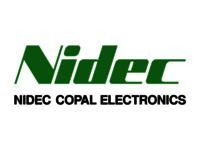 The NIDEC COPAL company logo.