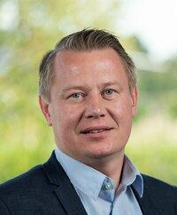 Mauritz Scherdin is sales engineer