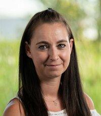 Madelene Dvorak is logistician