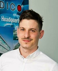 Mario Pollesel is your contact person in the inside sales department