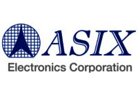 The ASIX company logo.