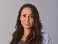 Alexandra Tsinadze is logistician