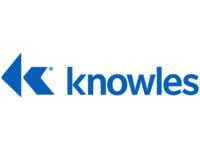 The KNOWLES company logo.